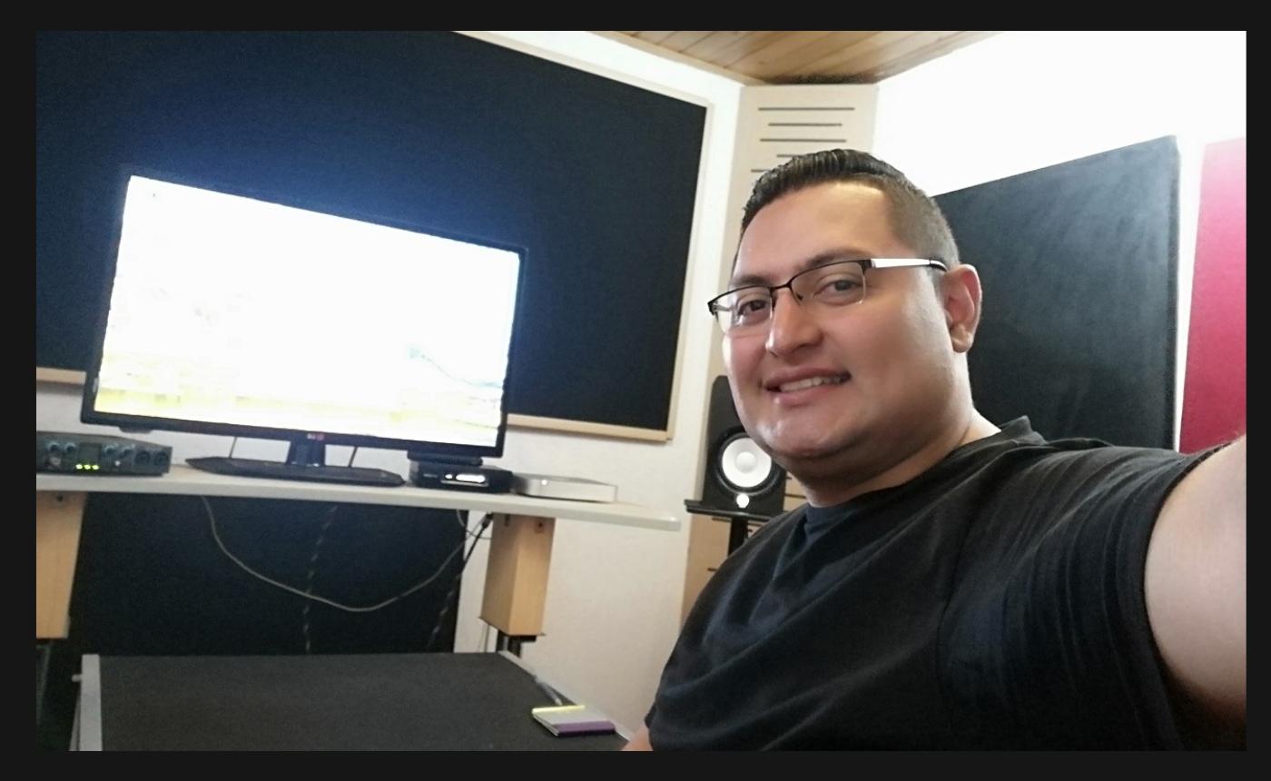 Masterclass Producción musical