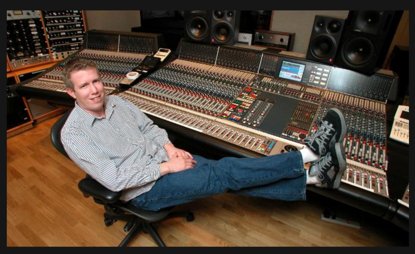 Masterclass de mezcla Darrell Throp